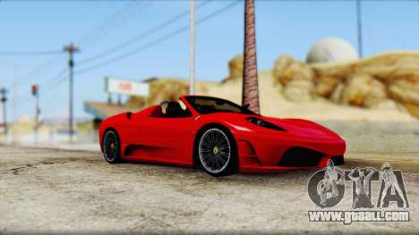 Graphic Unity V4 Final for GTA San Andreas eleventh screenshot