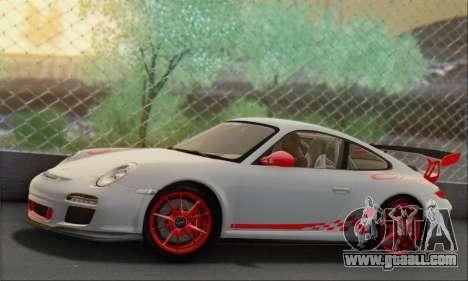 Porsche 911 GT3 2010 for GTA San Andreas left view