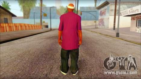 Plen Park Prims Skin 5 for GTA San Andreas second screenshot