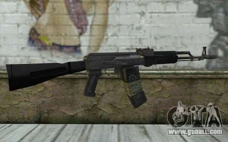 AK-101 from Battlefield 2 for GTA San Andreas second screenshot