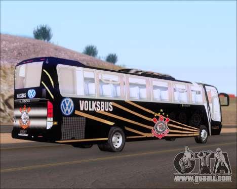Busscar Vissta Buss LO Faleca for GTA San Andreas right view