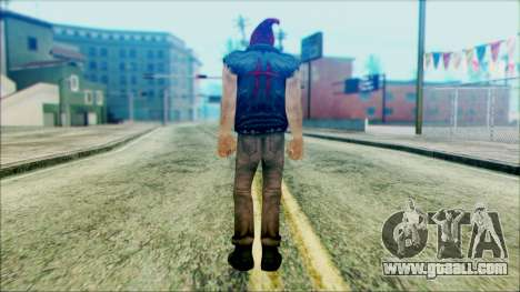 Manhunt Ped 19 for GTA San Andreas second screenshot