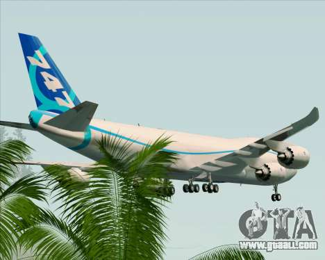 Boeing 747-8 Cargo House Livery for GTA San Andreas engine