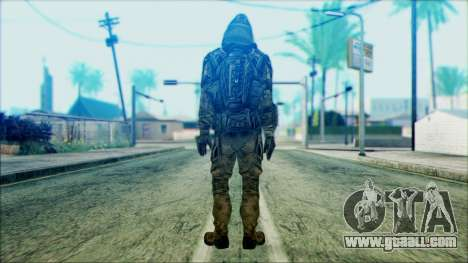 A soldier from team 4 Phantom for GTA San Andreas second screenshot