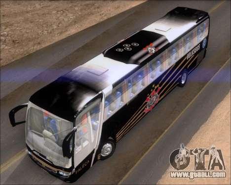 Busscar Vissta Buss LO Faleca for GTA San Andreas inner view
