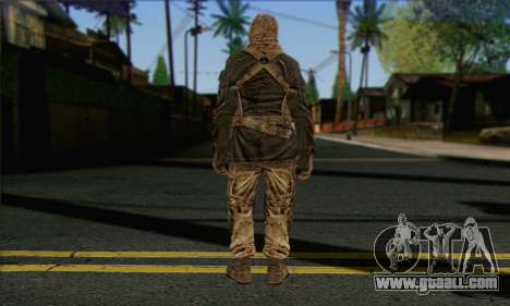 Task Force 141 (CoD: MW 2) Skin 18 for GTA San Andreas second screenshot