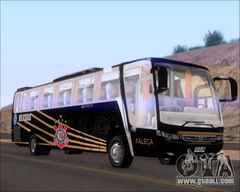 Busscar Vissta Buss LO Faleca for GTA San Andreas left view