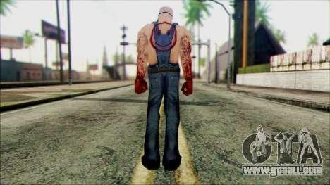 Manhunt Ped 15 for GTA San Andreas second screenshot