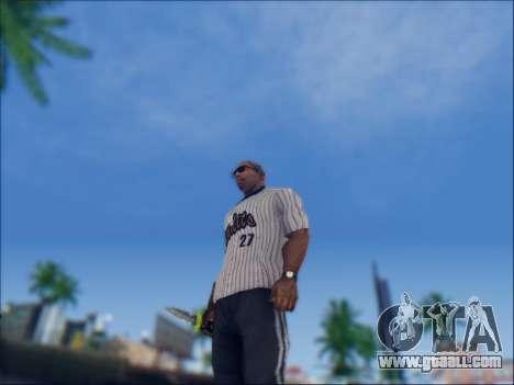 Dive for GTA San Andreas third screenshot