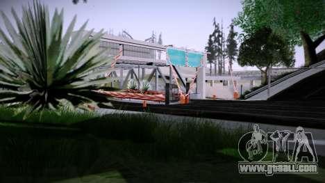 Customs By Makar_SmW86 for GTA San Andreas sixth screenshot