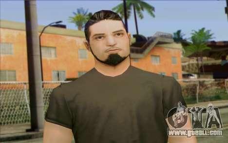 Russian Cats II Skin 4 for GTA San Andreas third screenshot