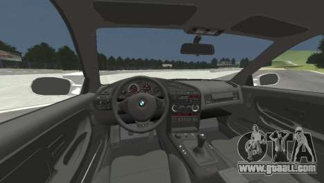 BMW M3 E36 for GTA 4 right view