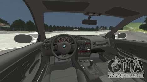 BMW M3 E36 for GTA 4 right view