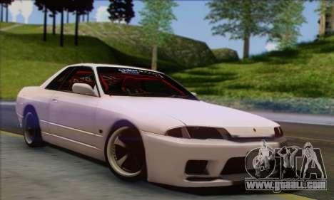 Nissan Skyline R32 Drift Monster Energy for GTA San Andreas