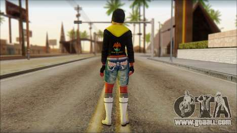 Hola Chola for GTA San Andreas second screenshot