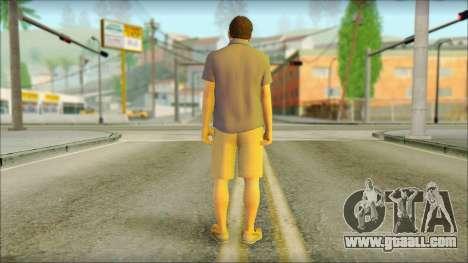 Michael De Santa for GTA San Andreas second screenshot