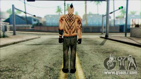 Manhunt Ped 16 for GTA San Andreas second screenshot