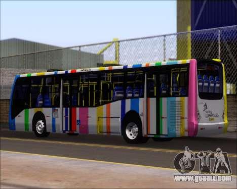 Caio Millennium II Volksbus 17-240 for GTA San Andreas right view