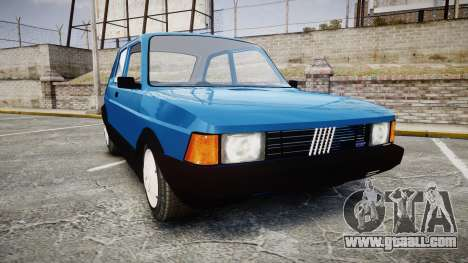 Fiat 147 Spazio-TR for GTA 4
