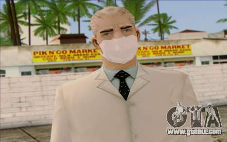 Russian doctor for GTA San Andreas third screenshot