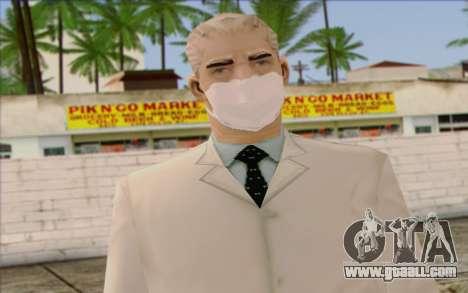 Russian doctor for GTA San Andreas third screenshot