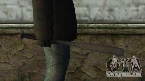 Vandal Euromaidan Style Bat for GTA San Andreas third screenshot