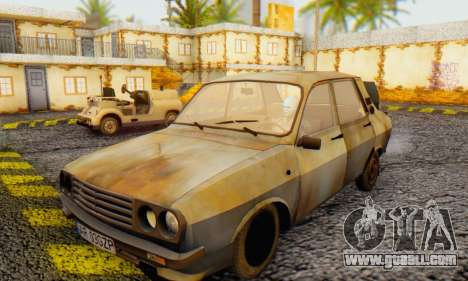 Dacia 1310 MLS Rusty Edition 1988 for GTA San Andreas