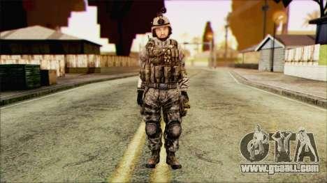 Fighter (PLA) v1 for GTA San Andreas