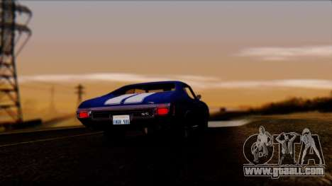 Graphic Unity V4 Final for GTA San Andreas seventh screenshot