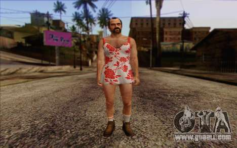 Trevor Phillips Skin v2 for GTA San Andreas