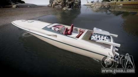 GTA San Andreas Jetmax for GTA 4 left view