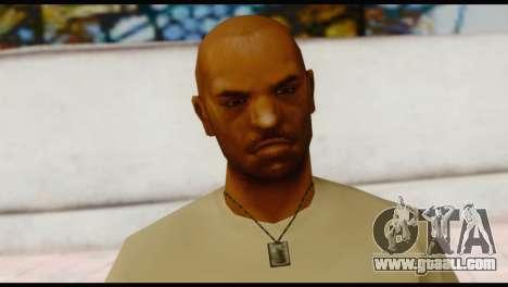 Army Vic for GTA San Andreas third screenshot