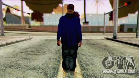 Addict v3 for GTA San Andreas second screenshot