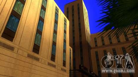 HD Textures skate Park and hospital V2 for GTA San Andreas third screenshot