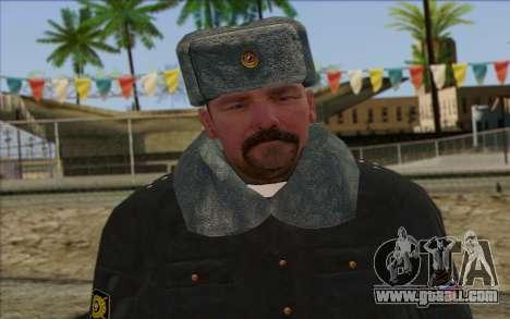 Police In Russia's Skin 2 for GTA San Andreas third screenshot