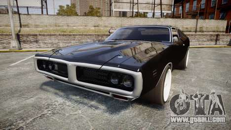 Dodge Charger 1971 for GTA 4