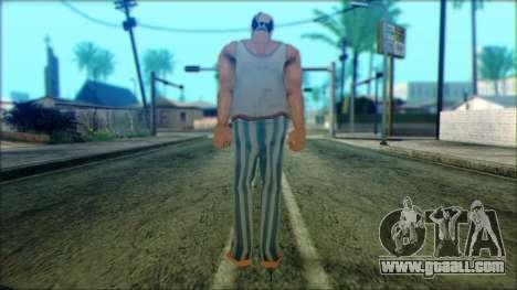 Manhunt Ped 8 for GTA San Andreas second screenshot