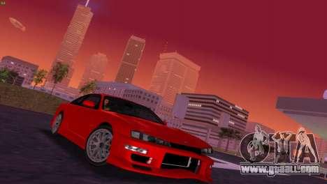 Nissan Silvia S14 RB26DETT Black Revel for GTA Vice City