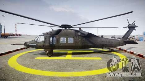 Sikorsky MH-X Silent Hawk [EPM] v2.0 for GTA 4 left view