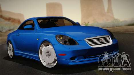 Toyota Soarer 430SC 2002 (IVF) for GTA San Andreas