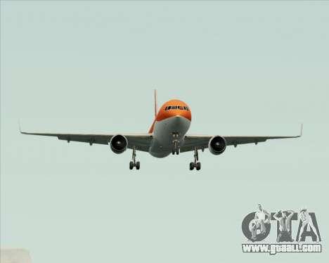 Boeing 767-300ER Australian Airlines for GTA San Andreas upper view