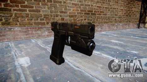 Pistol Glock 20 ce digital for GTA 4