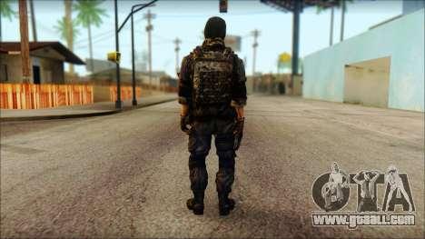 MG from PLA v2 for GTA San Andreas second screenshot