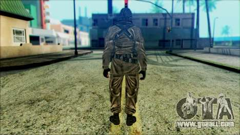 Soldiers airborne (CoD: MW2) v6 for GTA San Andreas second screenshot