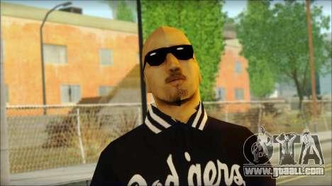 El Coronos Skin 2 for GTA San Andreas third screenshot