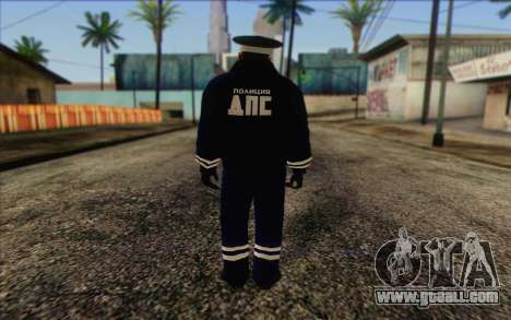 DPS Skin 4 for GTA San Andreas second screenshot