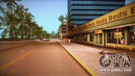 Vice ENB for GTA Vice City seventh screenshot