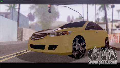 Honda Accord Mugen for GTA San Andreas