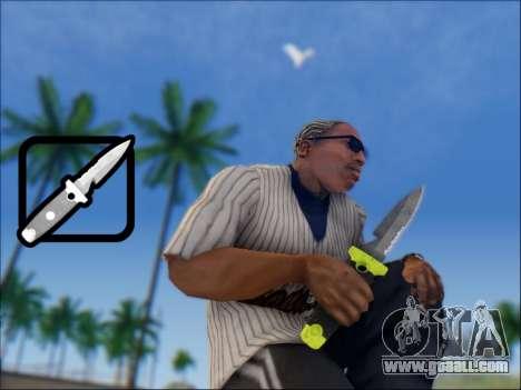 Dive for GTA San Andreas