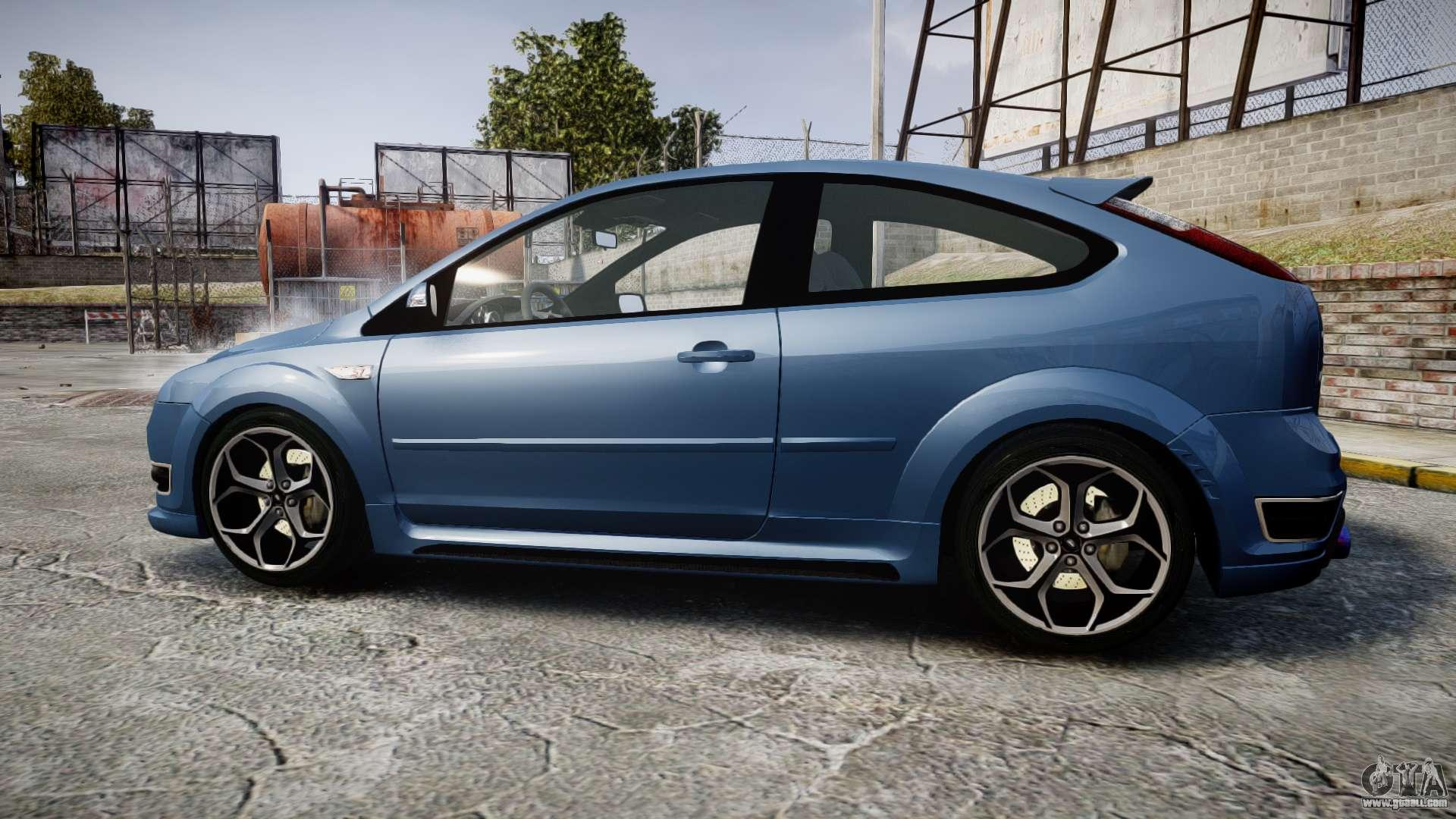 Gta  Car Mods Ford Focus